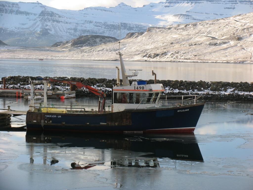 Ljósmynd: Björgvin Baldursson skip Bylgjan NK-79