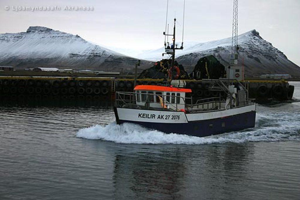 Ljósmynd: Pétur Þór Lárusson